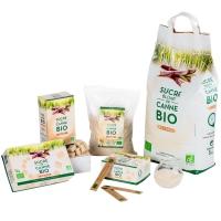 Rohrzucker in Bio-Qualität